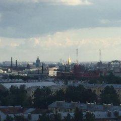 Апартаменты Studio On Lesnaya балкон