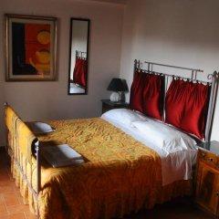 Отель Agriturismo Zaffamaro Стандартный номер