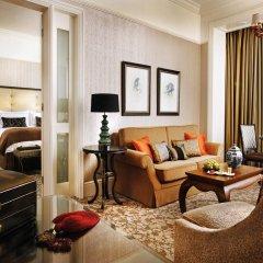Four Seasons Hotel Singapore 5* Люкс с различными типами кроватей фото 2