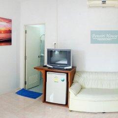 Отель Pensiri House 3* Стандартный номер с 2 отдельными кроватями фото 12