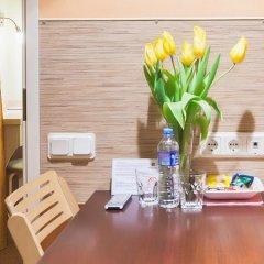 Мини-Отель Веста Студия разные типы кроватей фото 3