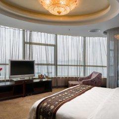 Отель Xiamen Harbor Hotel Китай, Сямынь - отзывы, цены и фото номеров - забронировать отель Xiamen Harbor Hotel онлайн комната для гостей фото 5