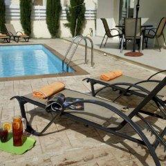 Отель Villa Dahlia бассейн фото 2