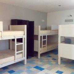 Отель Hostal Nacional Кровать в общем номере с двухъярусной кроватью фото 2