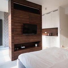Отель EXCLUSIVE Aparthotel Улучшенные апартаменты с 2 отдельными кроватями фото 34