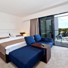 Hotel Laguna Parentium 4* Люкс с различными типами кроватей фото 2