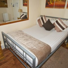 Kipps Brighton Hostel Стандартный номер с различными типами кроватей фото 12