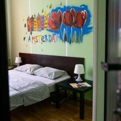 Хостел Европа Номер с общей ванной комнатой с различными типами кроватей (общая ванная комната) фото 24