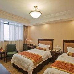 Jin Jiang Pacific Hotel Shanghai комната для гостей фото 6