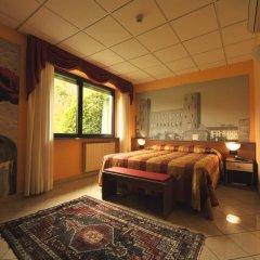 Parco Hotel Sassi 3* Стандартный номер с различными типами кроватей фото 6
