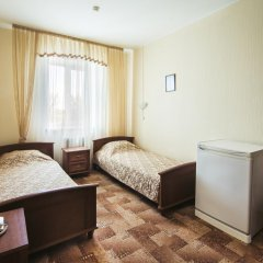 Гостиница Ял на Оренбургском тракте комната для гостей фото 4
