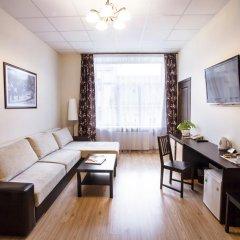 Гостиница Петервиль 3* Люкс разные типы кроватей фото 5