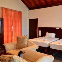 Отель Marina Bentota Шри-Ланка, Бентота - отзывы, цены и фото номеров - забронировать отель Marina Bentota онлайн комната для гостей фото 2