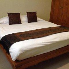 Отель Villa Thongbura 3* Люкс с различными типами кроватей фото 15