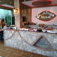 Green Peace Hotel Турция, Олудениз - 1 отзыв об отеле, цены и фото номеров - забронировать отель Green Peace Hotel онлайн питание