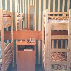 Гостиница Парадиз 3* Кровать в мужском общем номере с двухъярусной кроватью фото 4