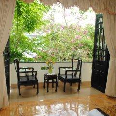 Отель Han Thuyen Homestay 3* Номер Делюкс с различными типами кроватей