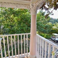 Отель Tropical Lagoon Resort балкон