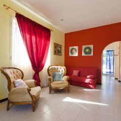 Отель Villa Lucia Сиракуза комната для гостей фото 4