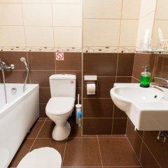 Гостиница Шале на Комсомольском 3* Улучшенный номер с двуспальной кроватью фото 9