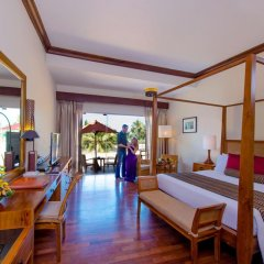 Отель Eden Resort & Spa 4* Номер Делюкс с различными типами кроватей фото 4