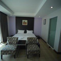Отель Villa Navin Beach Residence 3* Номер Делюкс с различными типами кроватей фото 23