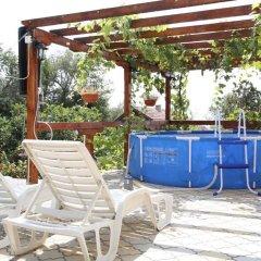Отель Popov Guest House Болгария, Балчик - отзывы, цены и фото номеров - забронировать отель Popov Guest House онлайн бассейн
