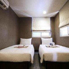 Отель Ximen Taipei DreamHouse 2* Стандартный номер с 2 отдельными кроватями фото 3