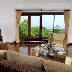 Отель Mangosteen Ayurveda & Wellness Resort 4* Семейный люкс с двуспальной кроватью фото 9
