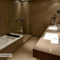 Отель Grischa - DAS Hotel Davos Швейцария, Давос - отзывы, цены и фото номеров - забронировать отель Grischa - DAS Hotel Davos онлайн ванная фото 2