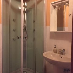 Отель Appartamento in villa d'epoca ванная