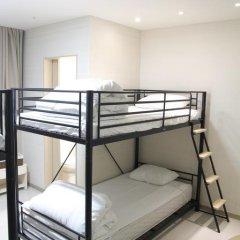 Отель GV Residence 2* Кровать в мужском общем номере с двухъярусной кроватью фото 3