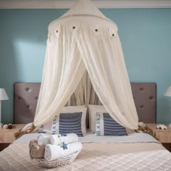 Notos Heights Hotel & Suites 4* Улучшенная студия с различными типами кроватей фото 3