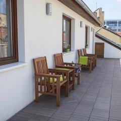 Lavanda Hotel&Apartments Prague Стандартный номер с разными типами кроватей фото 5