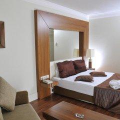 Meder Resort Hotel - Ultra All Inclusive 5* Стандартный номер с разными типами кроватей фото 14