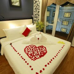 Hoian Sincerity Hotel & Spa 4* Люкс с различными типами кроватей фото 2