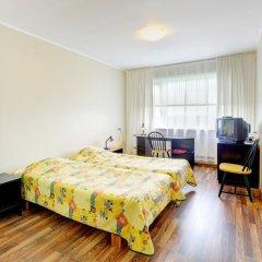 Отель Джингель 2* Номер Эконом 2 отдельные кровати фото 2