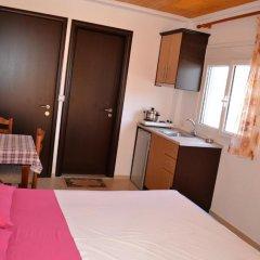 Апартаменты Relax Apartments Ksamil Студия с различными типами кроватей фото 12