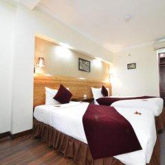 B & B Hanoi Hotel & Travel 3* Стандартный семейный номер с двуспальной кроватью фото 5