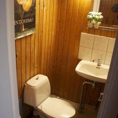 Отель Гостевой Дом Three Elephants Финляндия, Иматра - отзывы, цены и фото номеров - забронировать отель Гостевой Дом Three Elephants онлайн ванная