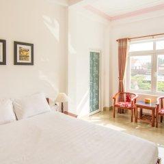 Отель Hung Do Beach Homestay 3* Улучшенный номер с различными типами кроватей фото 2