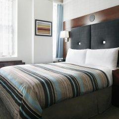 Отель Club Quarters Midtown -Times Square 4* Люкс с различными типами кроватей фото 2