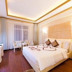 Muong Thanh Sapa Hotel 3* Номер Делюкс с двуспальной кроватью фото 2