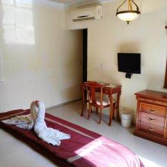 Отель Gran Real Yucatan 3* Номер Делюкс с разными типами кроватей фото 4