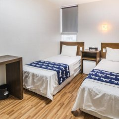Отель Ekonomy Guesthouse Haeundae 3* Стандартный номер с 2 отдельными кроватями фото 3