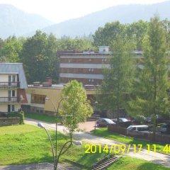 Отель Ośrodek Szpulki Закопане балкон