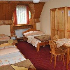 Отель Willa Świdrówka Закопане комната для гостей фото 4
