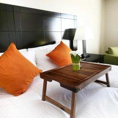 Отель Foxwood Inn & Suites Drayton Valley 2* Стандартный номер с различными типами кроватей фото 6