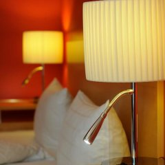 Upstalsboom Hotel Friedrichshain 4* Стандартный номер с двуспальной кроватью фото 8