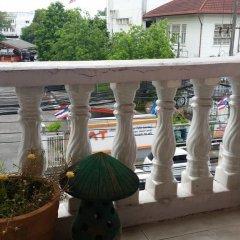 Phuket Blue Hostel Стандартный номер фото 14
